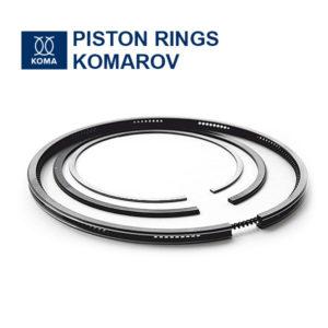 Поршневые кольца Piston Rings Komarov