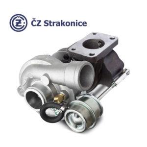 Турбокомпрессоры CZ Strakonice